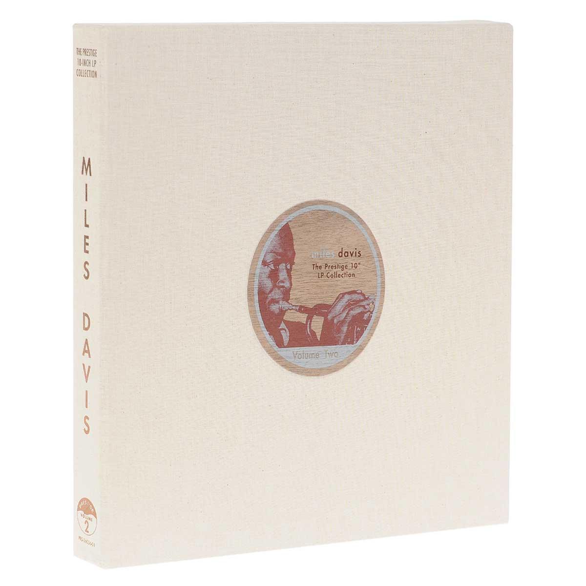 Miles Davis. The Prestige 10'' LP Collection, Volume 2 (5 LP)
