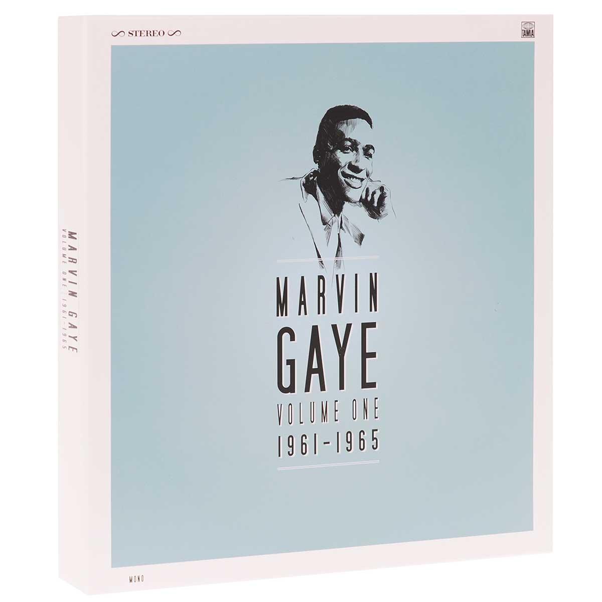 Marvin Gaye. Volume Jne 1961 - 1965 (7 LP)