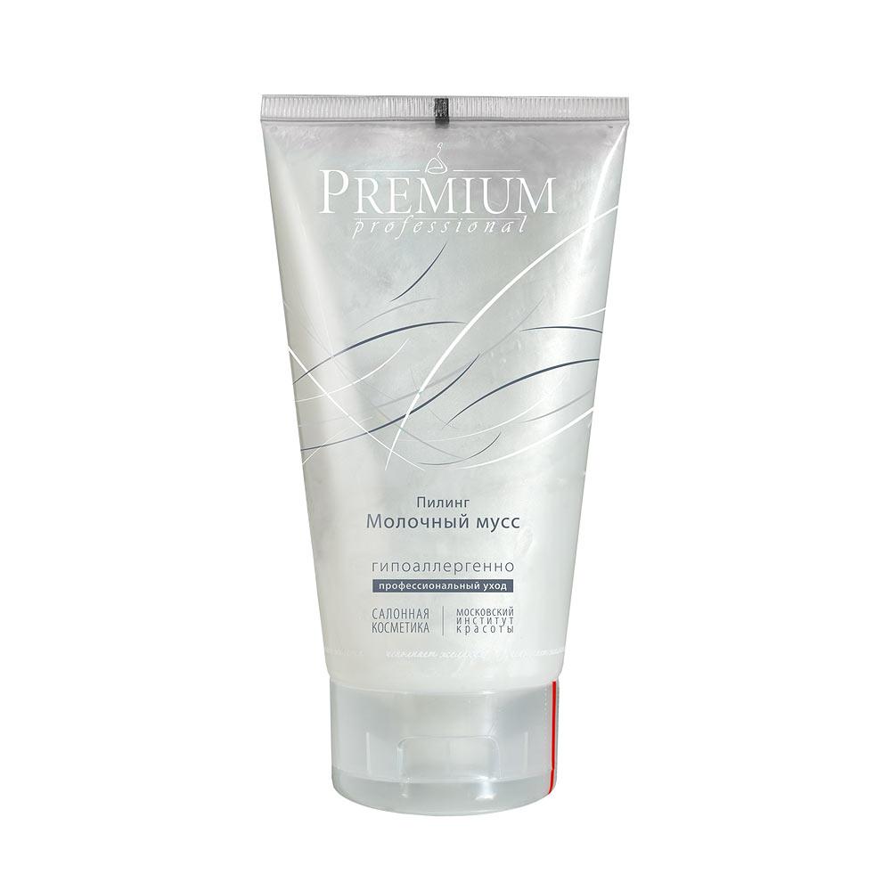 PREMIUM Professional Пилинг Молочный мусс, 150 млГП070006Средство на базе молочной кислоты для этапа глубокого очищения. Содержащиеся в препарате протеины йогурта защищают от раздражения и способствуют улучшению иммунного статуса кожи. Состав: вода очищенная, кислота молочная, глицерин, ксантановая смола, слюда и титана диоксид, Simulgel NSтм (гидроксиэтил акрилат/натрия акрилоилдиметил таурат сополимер, сквалан, полисорбат 60), ПЭГ-40 гидрогенизированного касторового масла, йогурт порошок, метилизотиазолинон, йодопропинилбутилкарбамат, кислота гликолевая, отдушка, кислота яблочная, кислота лимонная, натрия пирролидонкарбоксилат. Показания к применению Универсальный препарат применяется для коррекции и профилактики гиперкератоза, себореи, возрастных и мимических изменений, гиперпигментации. Что содержится в биоактивном составе? Кислота молочная АНА-комплекс (кислоты: гликолевая, яблочная, лимонная) Протеины йогурта Натрия пирролидонкарбоксилат Как применять? Нанести тонки слоем на 5-10 минут, затем смыть прохладной водой. В случае...