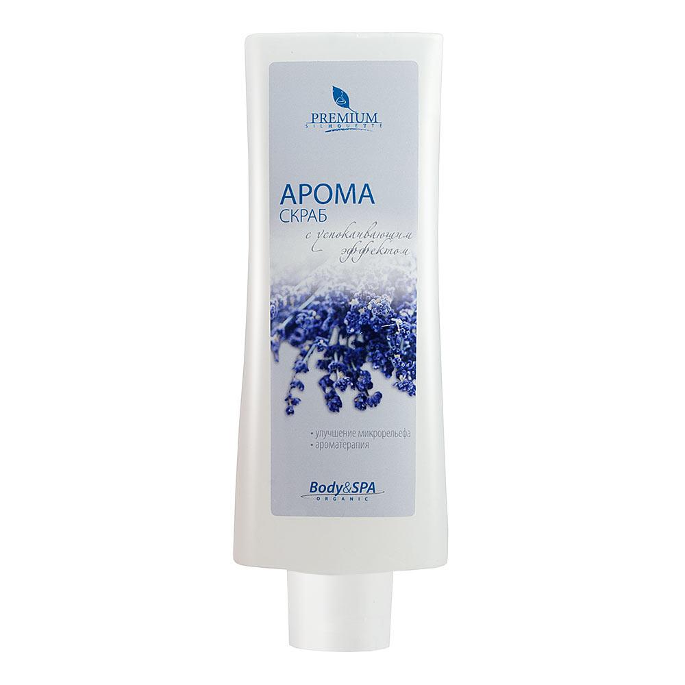 PREMIUM Silhouette Аромаскраб, 200 мл (Premium)