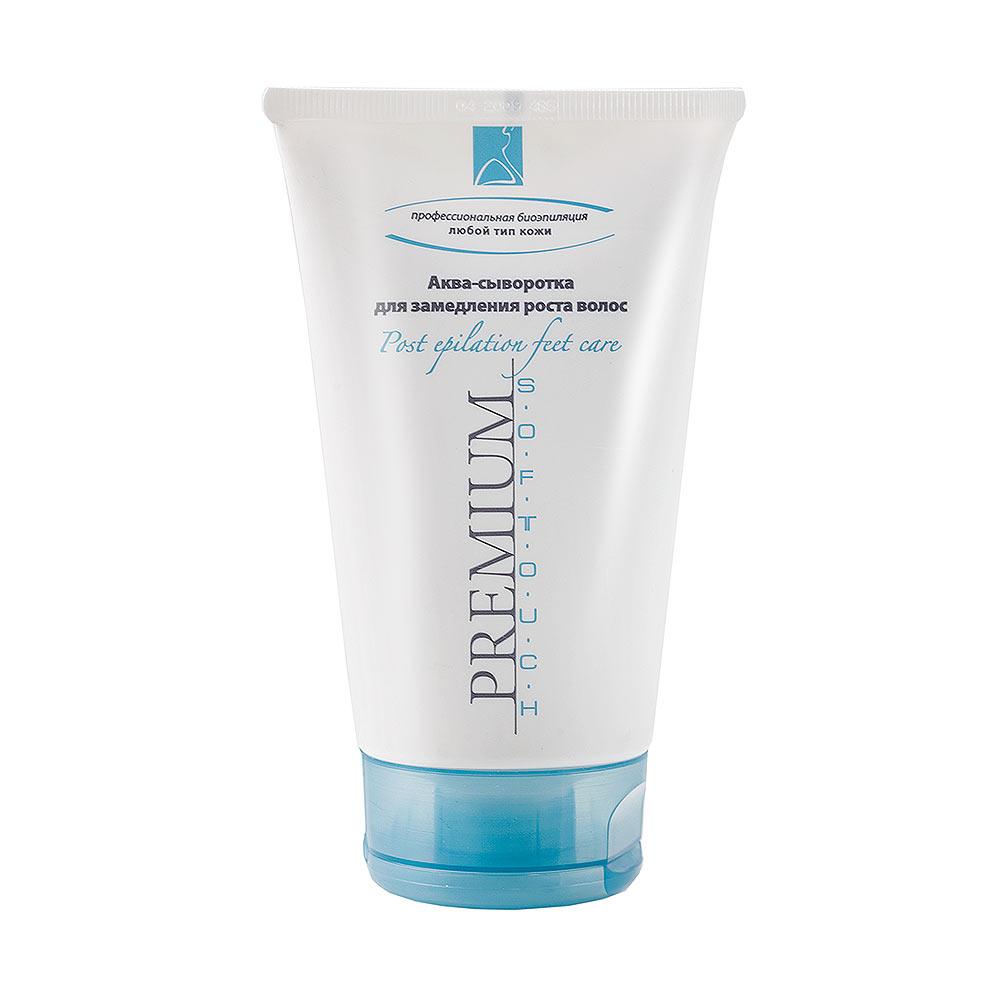 PREMIUM Softouch Аква-сыворотка для замедления роста волос 150млГП100005Сыворотка применяется для эффективной коррекции роста волос в области бедер и голеней. Активными биокомпонентами, замедляющими рост волос являются фитоэстрогены, входящие в состав экстрактов: кудзо, клевера, люцерны, хмеля, солодки. Гликолевая кислота обеспечивает высокие энхансерные свойства препарата. Аква-сыворотка увлажняет кожу, не стимулируя темп роста волос. Курсовое применение сыворотки способствует уменьшению роста волос и их толщины. Состав: вода очищенная, масло парфюмерное, глицерин, масло кукурузное, кислота гликолевая, воск эмульсионный, смола ксантановая, сорбитол и экстракт дрожжей, пропиленгликоль, экстракт клевера, экстракт люцерны, экстракт хмеля, экстракт солодки, метилизотиазолинон, йодопропинилбутилкарбамат, экстракт кудзу, Oxynex 2004™ (пропиленгликоль, гидрокситолуена бутилат, аскорбилпальмитат, глицерилстеарат, кислота лимонная). Что делает препарат? Сыворотка применяется для эффективной коррекции роста волос в области бедер и голеней. Активными...