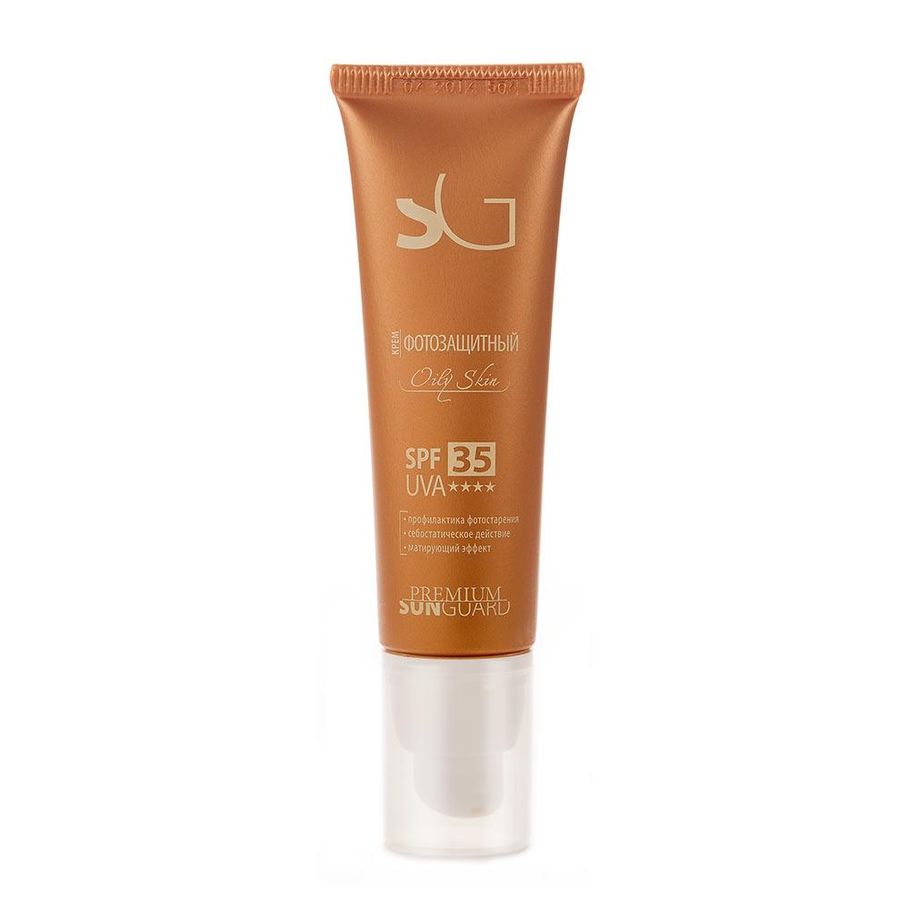 PREMIUM Softouch Крем фотозащитный SPF-35 Oily Skin, 50 мл (Premium)