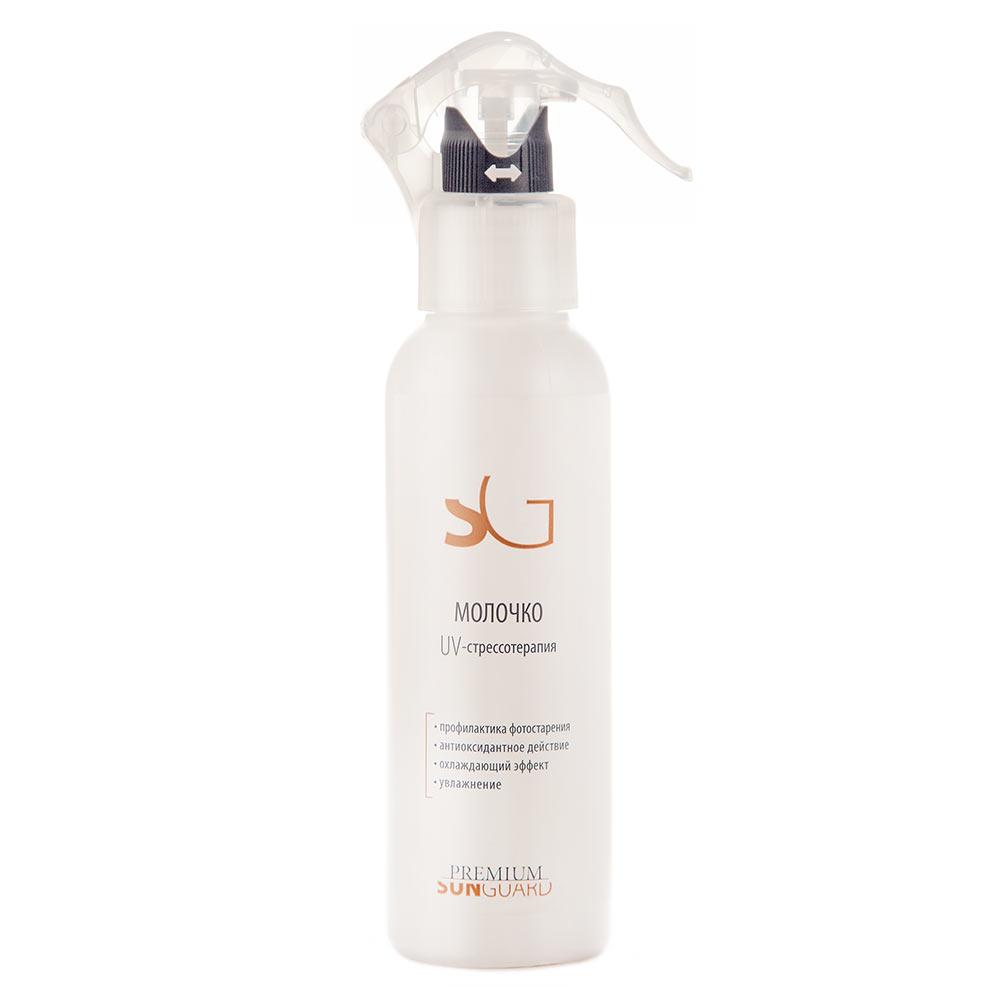 PREMIUM Softouch Молочко UV-стрессотерапия, 150 млГП110009Молочко восстанавливает функциональные свойства кожи после воздействия УФ-лучей, ветра, пыли и других факторов внешней среды, нарушающих обменные процессы в коже. Состав: вода очищенная, D.C. HWM 2220™ (дивинилдиметикон/ диметикон сополимер, С12-С13 парет-3, С12-С13 парет-23), глицерин, ПЭГ-40 гидрогенизированного касторового масла, дигидроксиметилхромон и сорбитол, пропиленгликоль, ментил лактат, отдушка, метилизотиазолинон, йодопропинилбутилкарбамат, бисаболол, токоферил ацетат, ретинил пальмитат. Показания к применению Средство быстрого и эффективного снятия кожного стресса после принятия солнечных ванн. Может рекомендоваться для ухода за кожей после сауны и бассейна, а также для ежедневного применения для кожи тела, склонной к сухости. Что содержится в биоактивном составе? Luremin Альфа-бисаболол Витамины А и Е Ментиллактат Как применять? Распылить на кожу лица и тела, затем равномерно распределить до полного впитывания. Что делает препарат? Успокаивает кожу Восполняет дефицит...