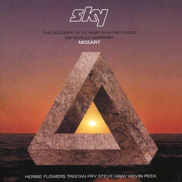 Sky. Mozart. Digitally Remastered