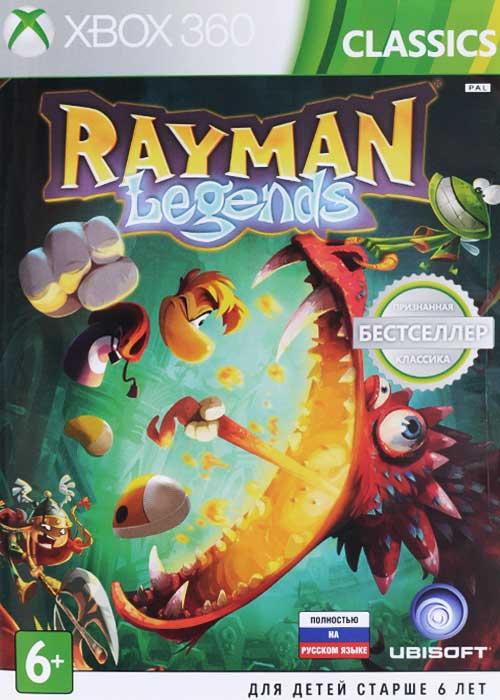 Rayman LegendsНовые приключения Рэймана и его друзей от легендарного Мишеля Ансельма и звездной команды разработчиков! Наш обаятельный герой со своими верными друзьями отправляется на прогулку в волшебный лес. Там они случайно натыкаются на странную палатку, где находят множество интереснейших картин. И все бы ничего, если бы одна из них, с изображением средневековых мотивов, не засосала бы всю компанию в свой мир… Вот тут-то и начинаются приключения наших героев! Чтобы узнать секреты каждой из картин, преодолеть все препятствия и победить всех сказочных чудищ Рэйману, Глобоксу и Трикси понадобится ваша помощь. Навыки, смекалка и скорость реакции - вот, что потребуется, чтобы исследовать волшебный мир средневековья. Пройдите музыкальные уровни и 3D-бои с боссами на улучшенном движке UbiArt, в одиночку и в кооперативном режиме - в новых приключениях с неугомонным Рэйманом! Особенности игры: Новые испытания: соревнуйтесь с друзьями в выполнении разнообразных...