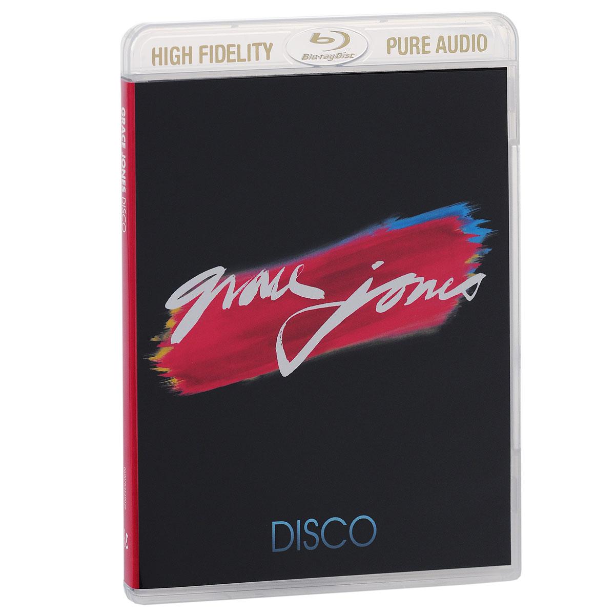Grace Jones. Disco (Blu-ray Audio) 2015