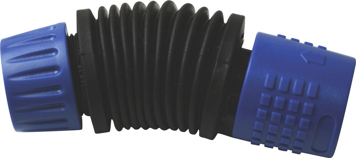 Коннектор для шланга Green Apple, гибкий, диаметр 12 ммGWFC120-024Гибкий коннектор Green Apple, изготовленный из высококачественного ABS-пластика и термопластичной резины, предназначен для надежного соединения без перекручивания, шланга с адаптером. Дает дополнительное удобство при работе с различными насадками.