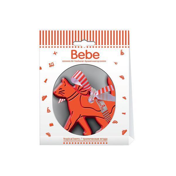 Ароматизатор Sapfire Bebe, котёнок тропическая ягодаSAA-07943Ароматизатор подвесной