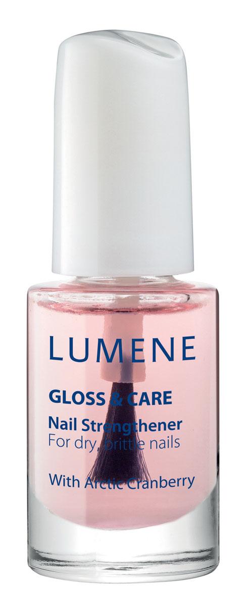 LUMENE Средство для укрепления ногтей Lumene Gloss & Care, 5 млNL372-84457LUMENE GLOSS & CARE NAIL STRENGTHENER СРЕДСТВО ДЛЯ УКРЕПЛЕНИЯ НОГТЕЙ LUMENE GLOSS&CARE С маслом семян арктической клюквы Применение: нанести в 1-2 слоя на очищенную поверхность ногтя или в 1 слой в качестве основы под лак. Укрепляет ногти, препятствует ломкости.