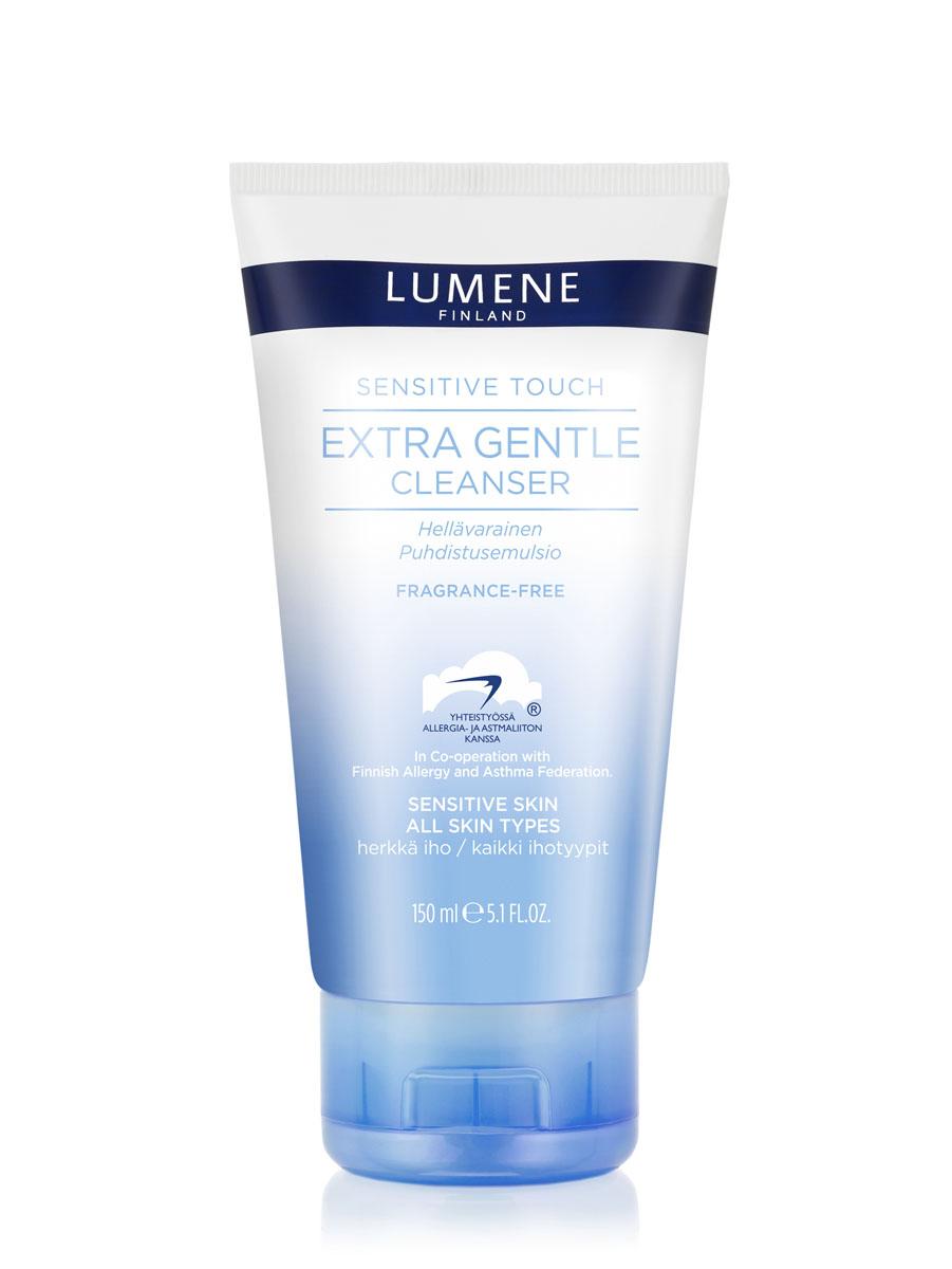 LUMENE Деликатный очищающий крем для умывания Lumene Sensitive Touch