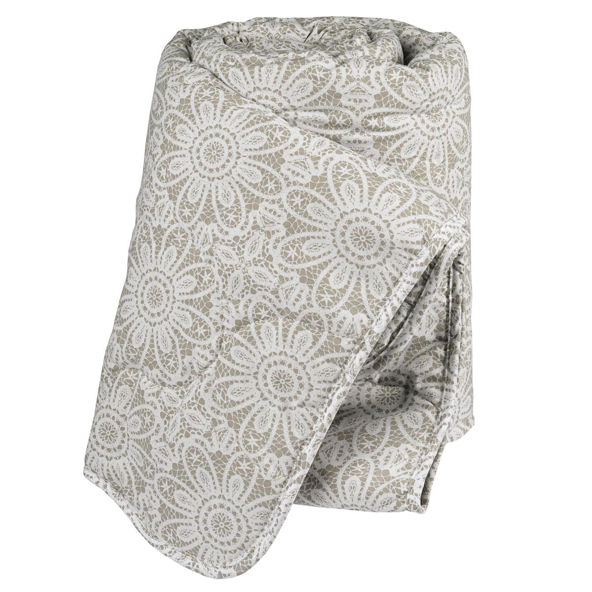 Одеяло Green Line Лен, наполнитель: льняное волокно, 200 см х 220 см187857Мягкое и комфортное одеяло Green Line Лен подарит вам незабываемое чувство уюта и умиротворения. Чехол выполнен из чистого хлопка. Одеяло поможет создать максимально удобные и благоприятные условия для сладкого сна. Преимущества льняного наполнителя: - имеет эффект активного дыхания, - природный антисептик, - холодит в жару и согревает в холод. Лен полезен для здоровья, обладает положительной энергетикой. Не стирать, не гладить. Материал верха: 100% хлопок. Наполнитель: 90% льняное волокно, 10% полиэстер. Масса наполнителя: 300 г/м2.