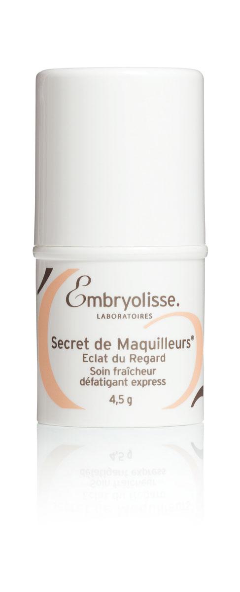 Embryolisse Экспресс-уход для кожи вокруг глаз, 4,5 г250000МГНОВЕННОЕ ДЕЙСТВИЕ Расслабляет, дарит ощущение свежести и комфорта; Устраняет следы усталости; Уменьшает отёчность и темные круги; Делает кожу нежной и шелковисто Применение: - Используйте утром на чистую сухую кожу перед нанесением макияжа. - Наносите в течение дня для придания сияния коже вокруг глаз (подходит для использования поверх макияжа). - Для усиления охлаждающего эффекта хранить продукт в холодильнике.