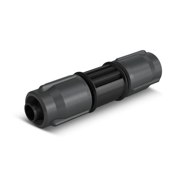 Соединитель Karcher, 2 шт 2.645-232.02.645-232.0Двухсторонний соединитель Karcher предназначен для соединения двух системных шлангов или присоединения сочащегося шланга. В комплекте 2 шт. Длина соединителя: 10 см.