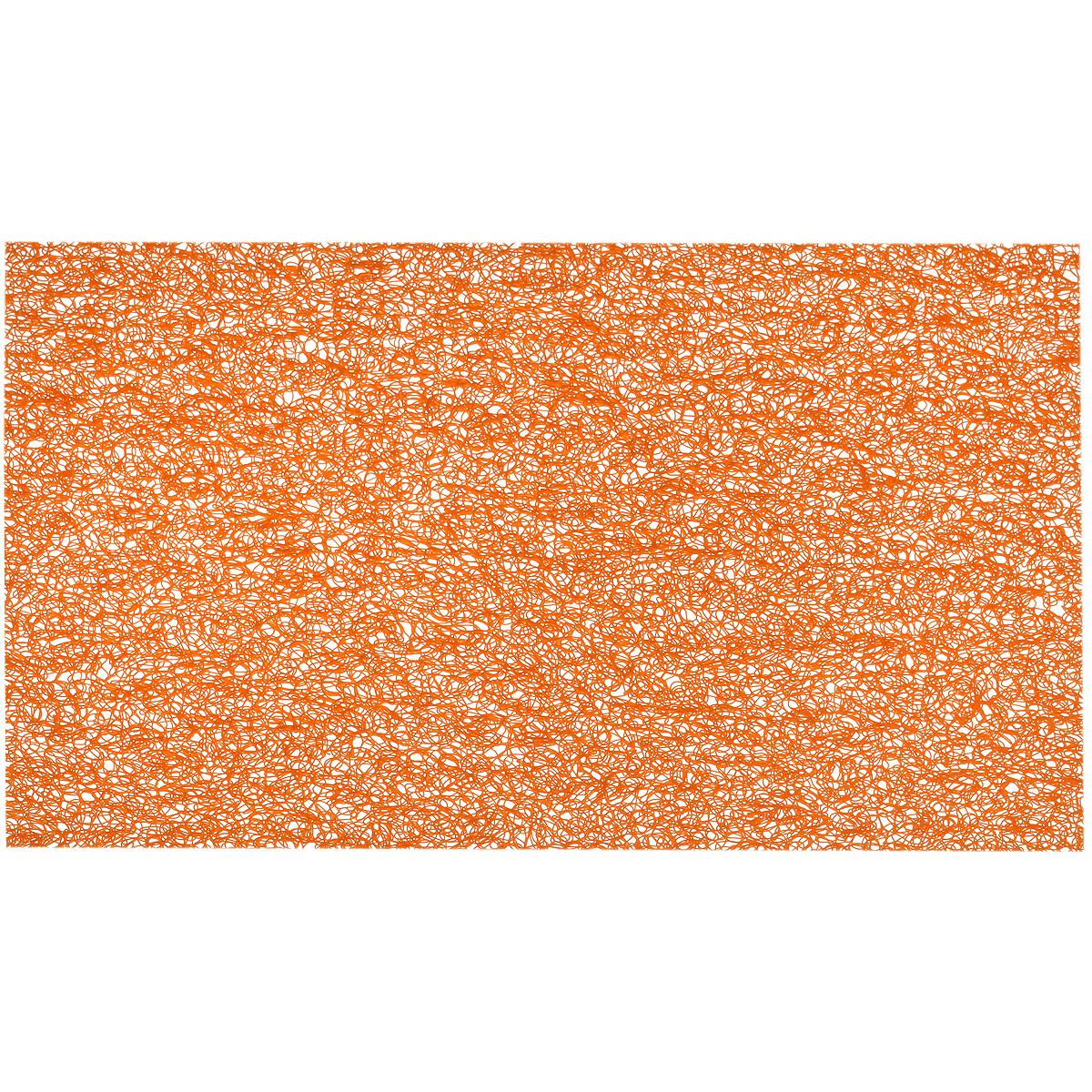Подставка под горячее Amadeus, цвет: оранжевый, 45 х 30 см 28HZ-902428HZ-9024Прямоугольная подставка под горячее Amadeus выполнена из тонких полимерных нитей, переплетенных между собой. Подставка не боится высоких температур и легко чистится от пятен и жира. Каждая хозяйка знает, что подставка под горячее - это незаменимый и очень полезный аксессуар на каждой кухне. Ваш стол будет не только украшен оригинальной подставкой, но и сбережен от воздействия высоких температур ваших кулинарных шедевров. Размер подставки: 45 см х 30 см.
