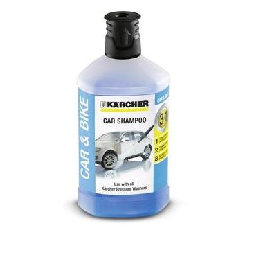 Шампунь автомобильный 3в1, 1 л 6.295-750.06.295-750.0Интенсивное чистящее средство, которое используется с аппаратами высокого давления Karcher предназначено для очистки автомобилей и мотоциклов. Удаляет типические дорожные загрязнения. Не повреждает обрабатываемые материалы. Сильнодействующий шампунь с оригинальной формулой 3 в 1 предоставляет больше возможностей: - быстро и эффективно очищает от масла, жира, дорожной и зимней грязи на всех видах транспорта, - не оставляет полос не требует протирания вручную, - обеспечивает сияющий блеск всего корпуса автомобиля. Объем: 1 л. Состав согласно рекомендации ЕС: 5% и менее: анионные тензиды, неионные тензиды; ароматизаторы, консервант, метилизотиазолинон, бензизотиазолинон.