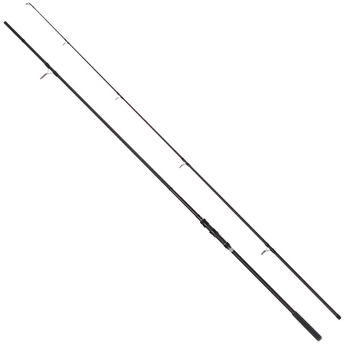 Удилище карповое Daiwa Windcast Carp, 3,6 м, 4,5 lbs0023293Daiwa Windcast Carp - это высококлассное карповое удилище с феноменальными рабочими характеристиками. Особенности удилища: Бланки из высокомодульного графита обеспечивают высокую чувствительность и мощность. Армирующая графитовая оплетка по всей длине. Надежный катушкодержатель от Fuji Пропускные кольца со вставками Sic. Флуоресцентная полоска с подсветкой специально для ночной ловли. Поставляется в чехле для переноски и хранения. Тест: 4,5 lbs.