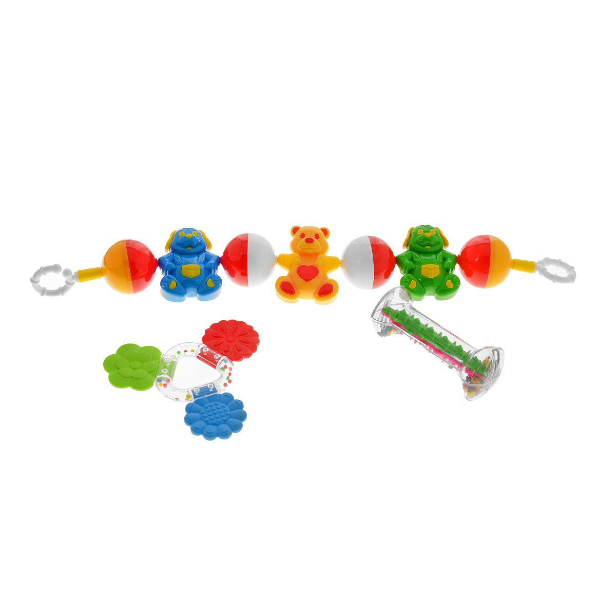 Подарочный набор Stellar Погремушки, цвет в ассортименте01572