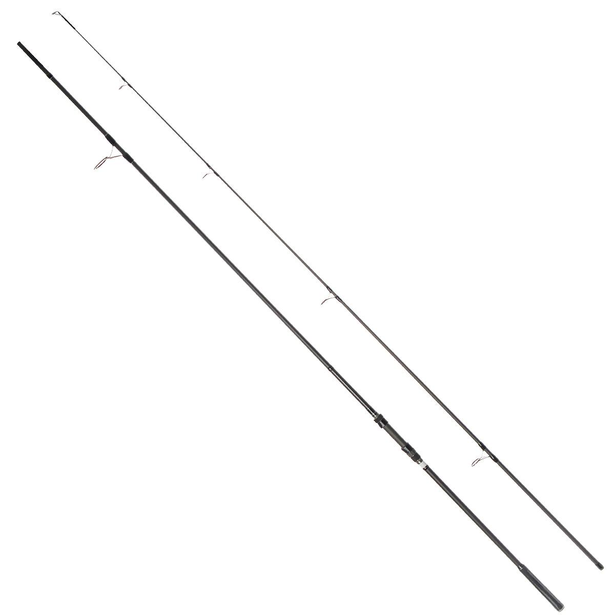 Удилище карповое Daiwa Windcast Carp, 3,9 м, 3,75 lbs0031548Daiwa Windcast Carp - это высококлассное карповое удилище с феноменальными рабочими характеристиками. Особенности удилища: Бланки из высокомодульного графита обеспечивают высокую чувствительность и мощность. Армирующая графитовая оплетка по всей длине. Надежный катушкодержатель от Fuji Пропускные кольца со вставками Sic. Флуоресцентная полоска с подсветкой специально для ночной ловли. Поставляется в чехле для переноски и хранения. Тест: 3,75 lbs.