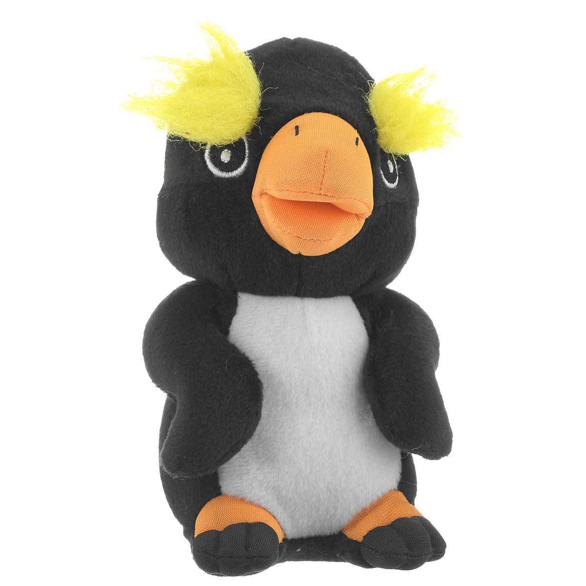 National Geographic Kids Мягкая игрушка Хохлатый пингвин, 14 смТ56099_пингвинМягконабивная игрушка Хохлатый пингвин из линейки National Geographic Kids поможет ребенку узнать больше о мире животных. Теперь он не просто сможет увидеть животное на картинках, но и потрогать и поиграть с ним. Необычайно мягкий и пушистый, этот симпатичный пингвин принесет радость и подарит своему обладателю мгновения нежных объятий и приятных воспоминаний.