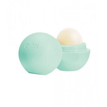 EOS Бальзам для губ Sweet Mint, 7 г002397Полностью натуральный, на 95% органический бальзам для губ со вкусом сладкой мяты в футляре из пластика (упакован в термоусадочную пленку). Не содержит парабенов, глютена и продуктов нефтехимии. Применяется в косметических целях для увлажнения и питания губ.