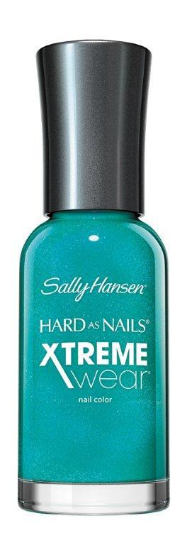 Sally Hansen Xtreme Wear Лак для ногтей тон 280 jazzy jade, 11,8 мл30535427280Компания Sally Hansen предлагает своим клиентам лак для ногтей Hard As Nails Xtreme Wear Nail Color в ассортименте. Продукт оказывает укрепляющее и увлажняющее воздействие, насыщает питательными веществами, отличается особой стойкостью. Средство равномерно распределяется по поверхности ногтевой пластины, быстро высыхает, не скалывается и не отслаивается. В коллекции представлено большое разнообразие смелых и изысканных цветов, которые позволят создать элегантный маникюр.