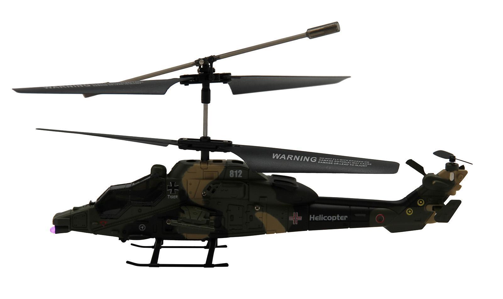 Balbi Вертолет на радиоуправлении цвет зеленыйIRH-2251-C