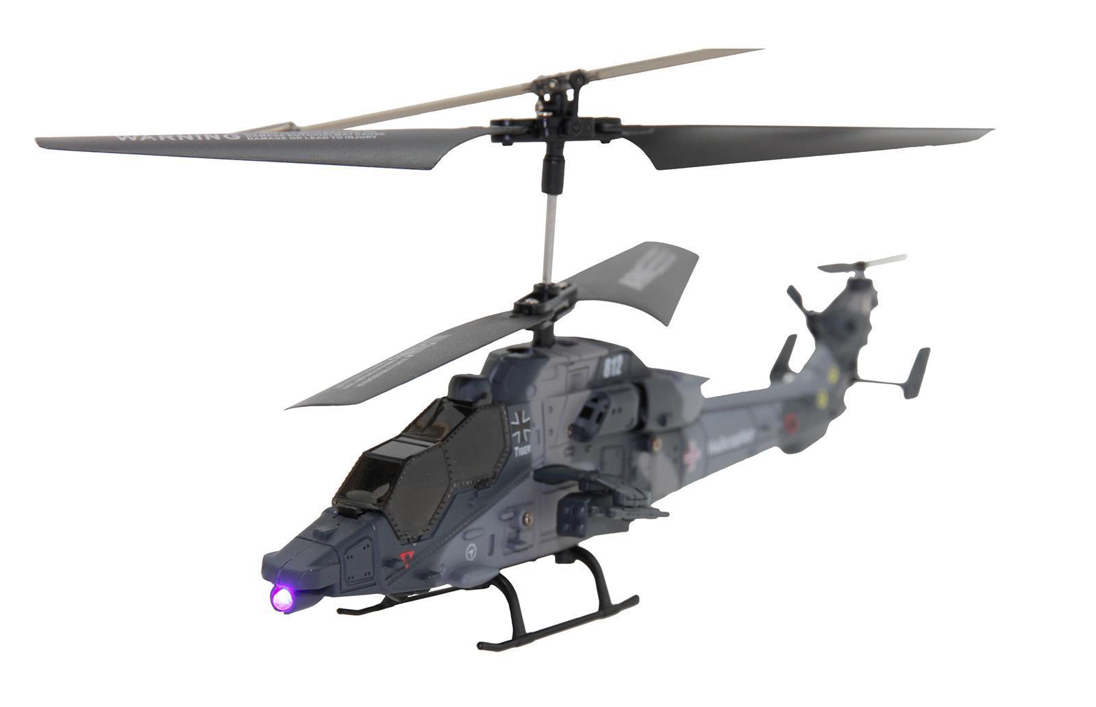 Balbi Вертолет на радиоуправлении цвет серый