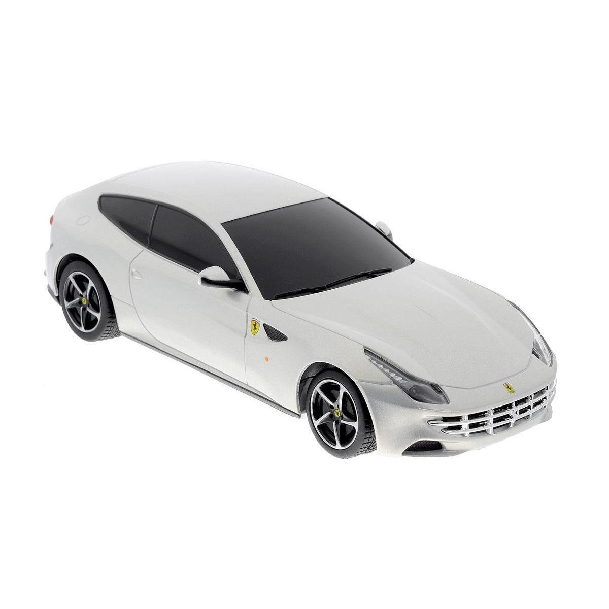 Maisto Радиоуправляемая модель Ferrari FF цвет серебристый масштаб 1:24 46700серебро