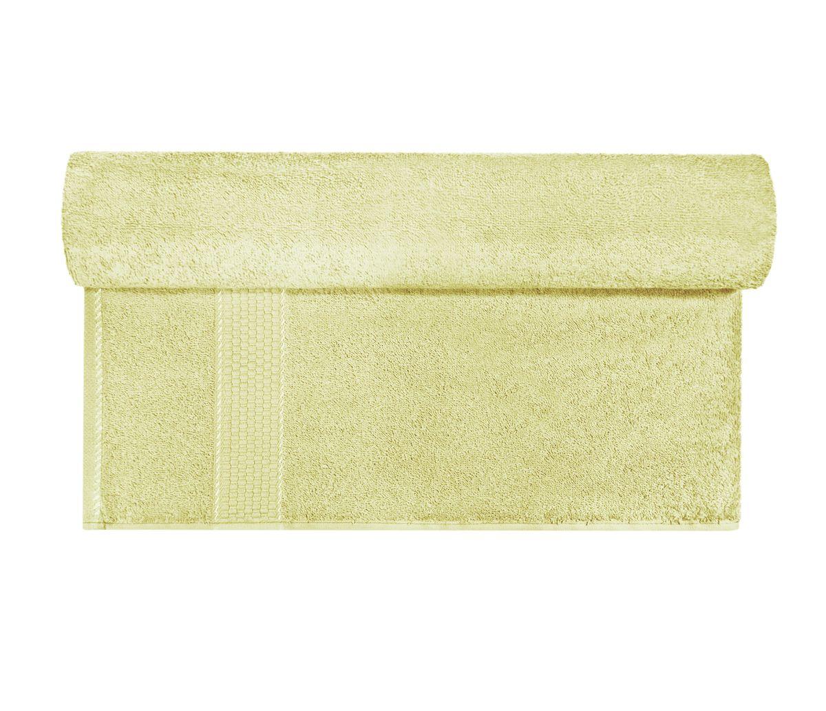 Полотенце махровое Osborn Textile, цвет: лимонный, 70 см х 140 смУзТ-МПБ-004-02-02В состав полотенца Osborn Textile входит только натуральное волокно - хлопок. Лаконичные бордюры подойдут для любого интерьера ванной комнаты. Полотенце прекрасно впитывает влагу и быстро сохнет. При соблюдении рекомендаций по уходу не линяет и не теряет форму даже после многократных стирок. Плотность: 450 г/м2.