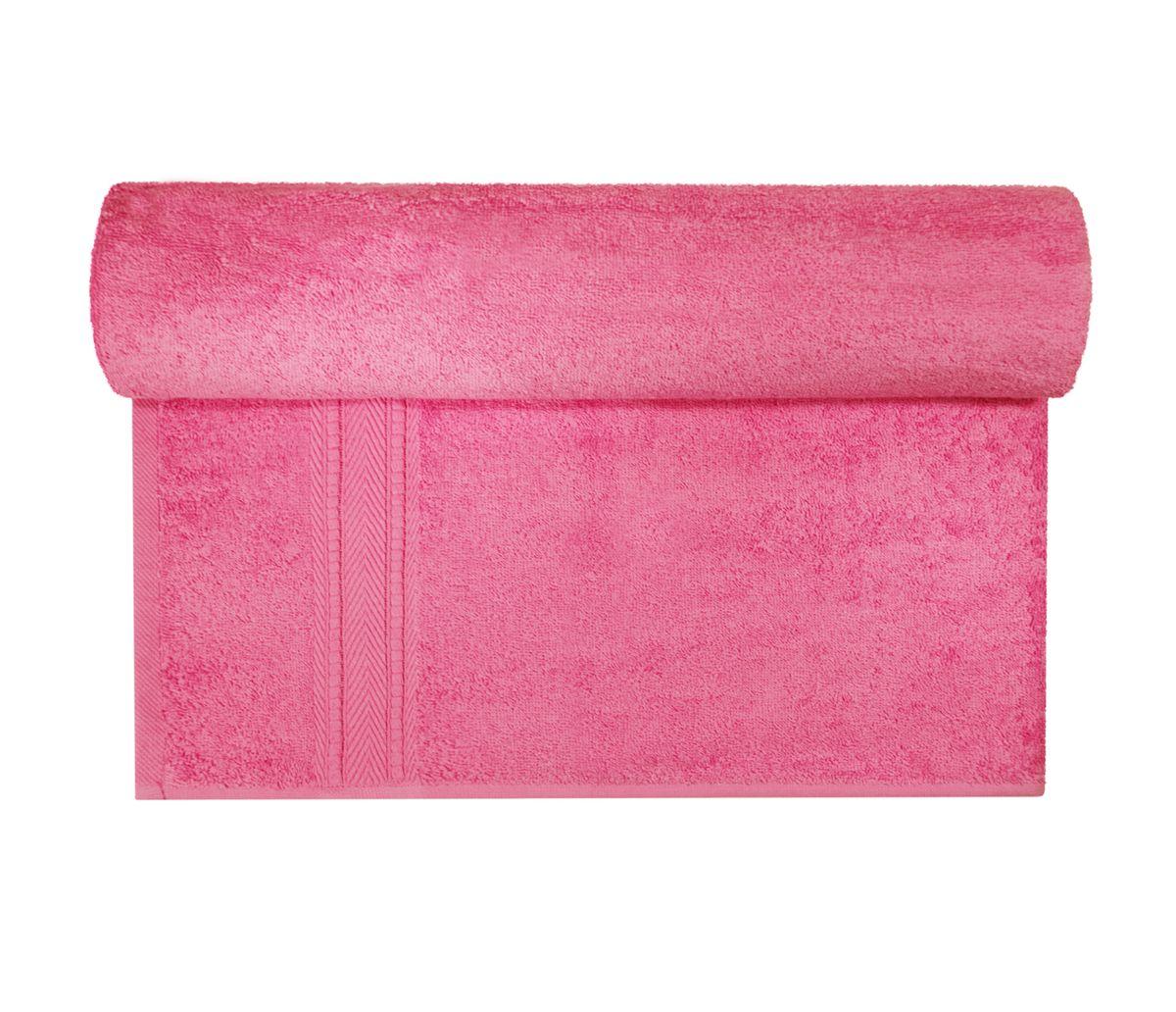 Полотенце махровое Osborn Textile, цвет: розовый, 70 х 140 смУзТ-МПБ-004-02-04В состав полотенца Osborn Textile входит только натуральное волокно - хлопок. Лаконичные бордюры подойдут для любого интерьера ванной комнаты. Полотенце прекрасно впитывает влагу и быстро сохнет. При соблюдении рекомендаций по уходу не линяет и не теряет форму даже после многократных стирок. Плотность: 450 г/м2.
