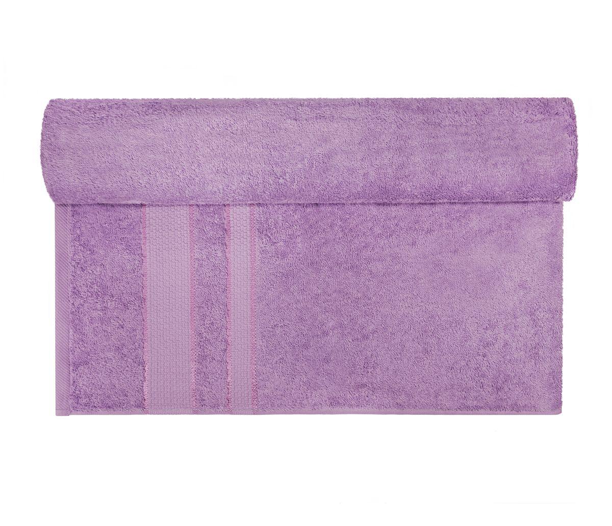 Полотенце махровое Osborn Textile, цвет: сиреневый, 70 см х 140 смУзТ-МПБ-004-02-05В состав полотенца Osborn Textile входит только натуральное волокно - хлопок. Лаконичные бордюры подойдут для любого интерьера ванной комнаты. Полотенце прекрасно впитывает влагу и быстро сохнет. При соблюдении рекомендаций по уходу не линяет и не теряет форму даже после многократных стирок. Плотность: 450 г/м2.