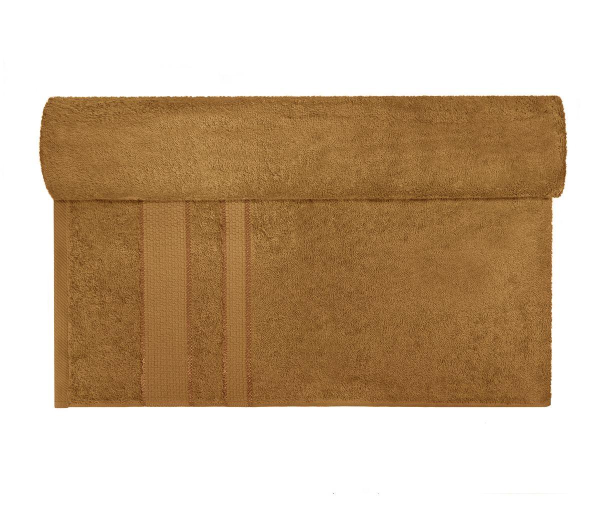 Полотенце махровое Osborn Textile, цвет: коричневый, 70 см х 140 смУзТ-МПБ-004-02-20В состав полотенца Osborn Textile входит только натуральное волокно - хлопок. Лаконичные бордюры подойдут для любого интерьера ванной комнаты. Полотенце прекрасно впитывает влагу и быстро сохнет. При соблюдении рекомендаций по уходу не линяет и не теряет форму даже после многократных стирок. Плотность: 450 г/м2.