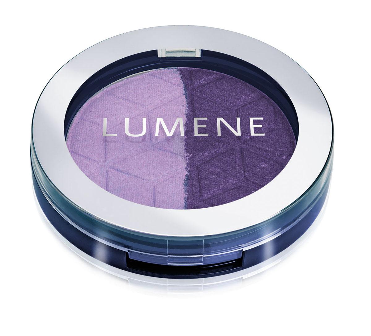 LUMENE Двойные устойчивые тени для век Blueberry Duet, №2, 3 гNL173-82652Lumene Long Wear Duet Eyeshadow Двойные устойчивые тени для век Lumene Blueberry Duet Благодаря шелковистой текстуре тени исключительно легко и ровно наносятся, не скатываются и долго держатся на веках. Можно наносить как сухим, так и влажным способом для более яркого результата. В состав входит масло семян арктической черники, которое питает и защищает нежную кожу век.