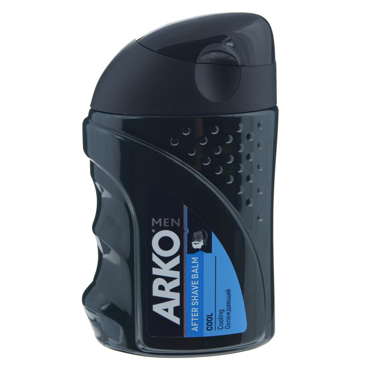 Arko MEN Бальзам после бритья Cool 150мл800537111защищает Вашу кожу от эффекта сухости, вызванного бритьем и оставляет долгое ощущение комфорта