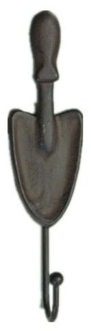 Вешалка ЛопаткаGBL3-1089Вешалки и крючки, изготовленные из чугуна, красивые и практичные в повседневной жизни вещи. Крепкие и надежные чугунные крючки прослужат долгие-долгие годы.
