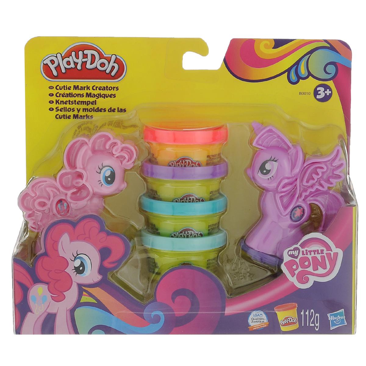 Play-Doh Игровой набор Пони: Знаки Отличия
