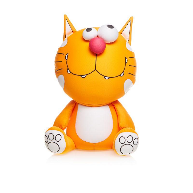 MAXITOYS Кот Пучеглазый ЗубатыйMT-H0414008Яркая игрушка-антистресс КОТ пучеглазый, выполненная в виде кота с забавными глазами, привлечет внимание каждого и станет отличным подарком.
