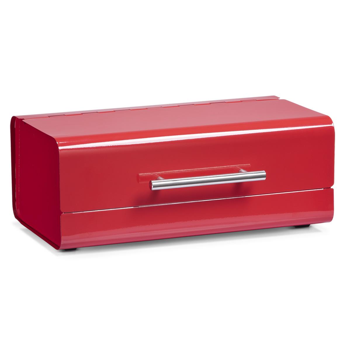 Хлебница металл, красная, 36х23х14см. 2734427344Хлебница металл, красная, 36х23х14см. 27344