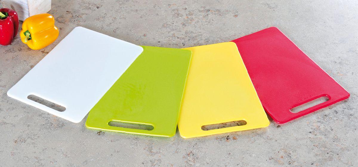 Доска разделочная, 29х19,5х0,5см, зеленый пластик 3047-13047-1Доска разделочная, 29х19,5х0,5см, зеленый пластик 3047-1