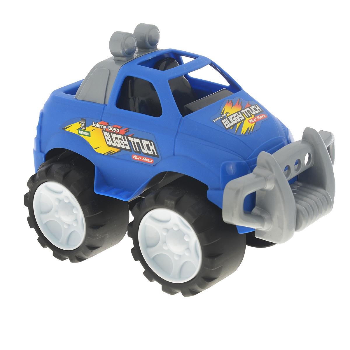 Keenway Машинка Big Wheels цвет синий