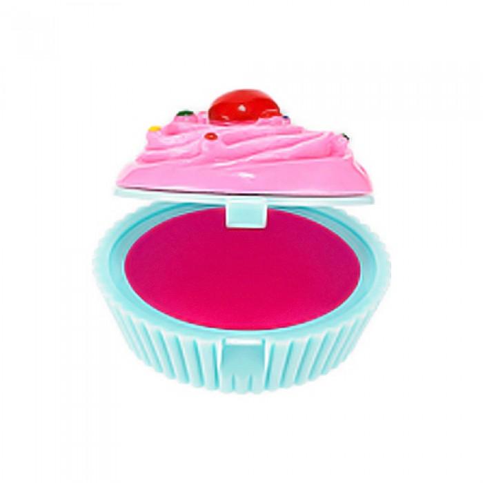 Holika Holika Бальзам для губ Desert Time Lip Balm, #04 Plumpink Cup Cake, слива, 7 гУТ000001351