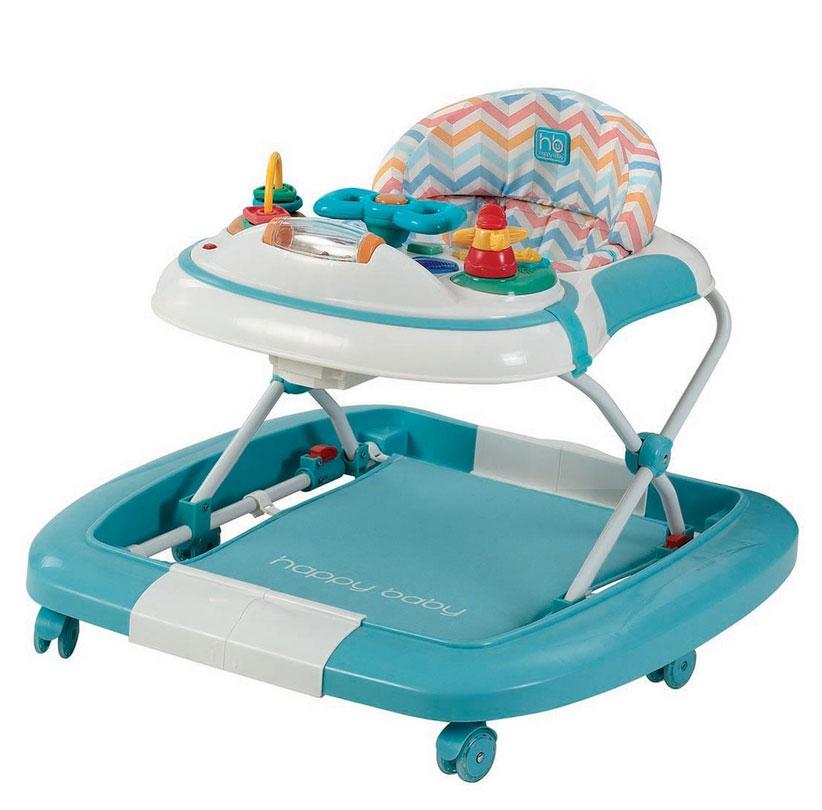 Happy Baby Ходунки-качалка Robin Blue