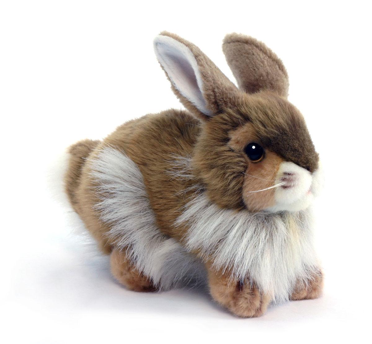 Мягкая игрушка Hansa Кролик, 23 см2796Очаровательная мягкая игрушка Кролик принесет радость и подарит своему обладателю мгновения нежных объятий и приятных воспоминаний. Игрушка очень похожа на своего живого прототипа. Игрушки фирмы Hansa шьются и набиваются вручную, что позволяет достигнуть максимальной реалистичности образа. Данная игрушка выполнена из искусственного меха, специально обработанного для придания схожести с мехом конкретного вида животного. Глаза и усы выполнены из пластика. Очаровательный бело-серый кролик наверняка понравится ребенку и станет всеобщим любимцем. Он выглядит настолько реалистично, что кажется вот-вот пошевелит длинными ушками и начнет грызть морковку. Во время игры родители могут рассказать ребенку много интересного о животных, и ребенок наверняка все это запомнит, ведь информация будет подана в игровой форме. Оригинальный стиль и великолепное качество исполнения делают эту игрушку чудесным подарком к любому празднику, а милый образ представит такой подарок в...