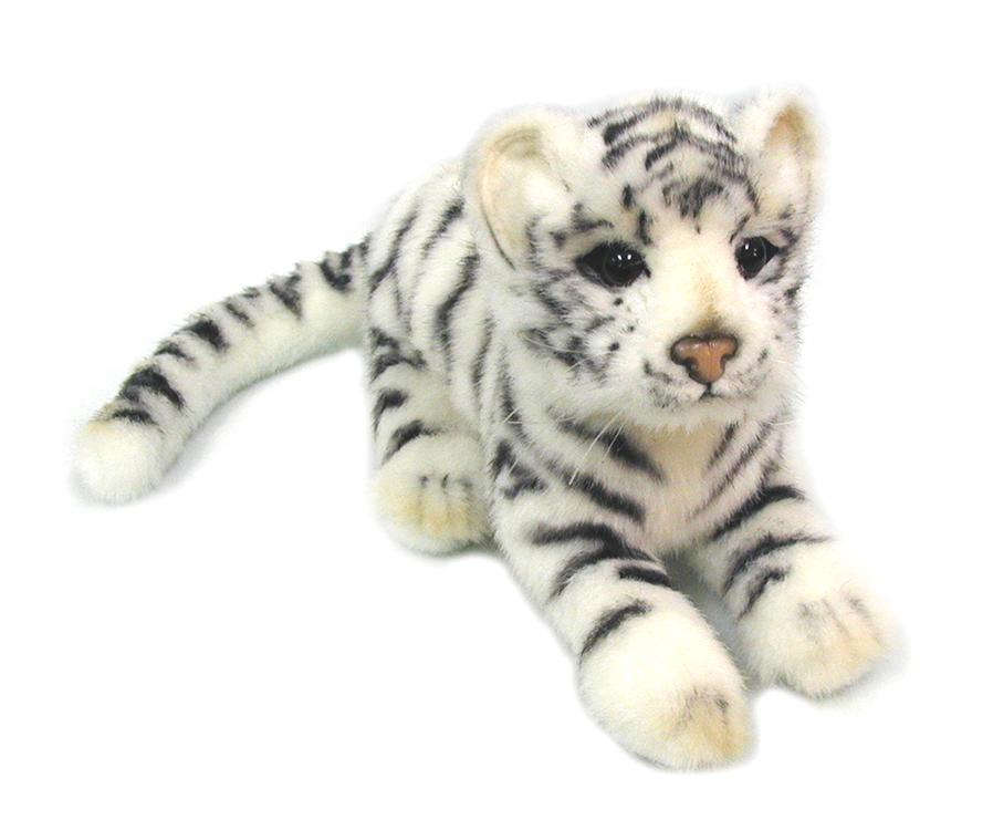 HANSA 4089 Детеныш белого тигра, 26 см4089