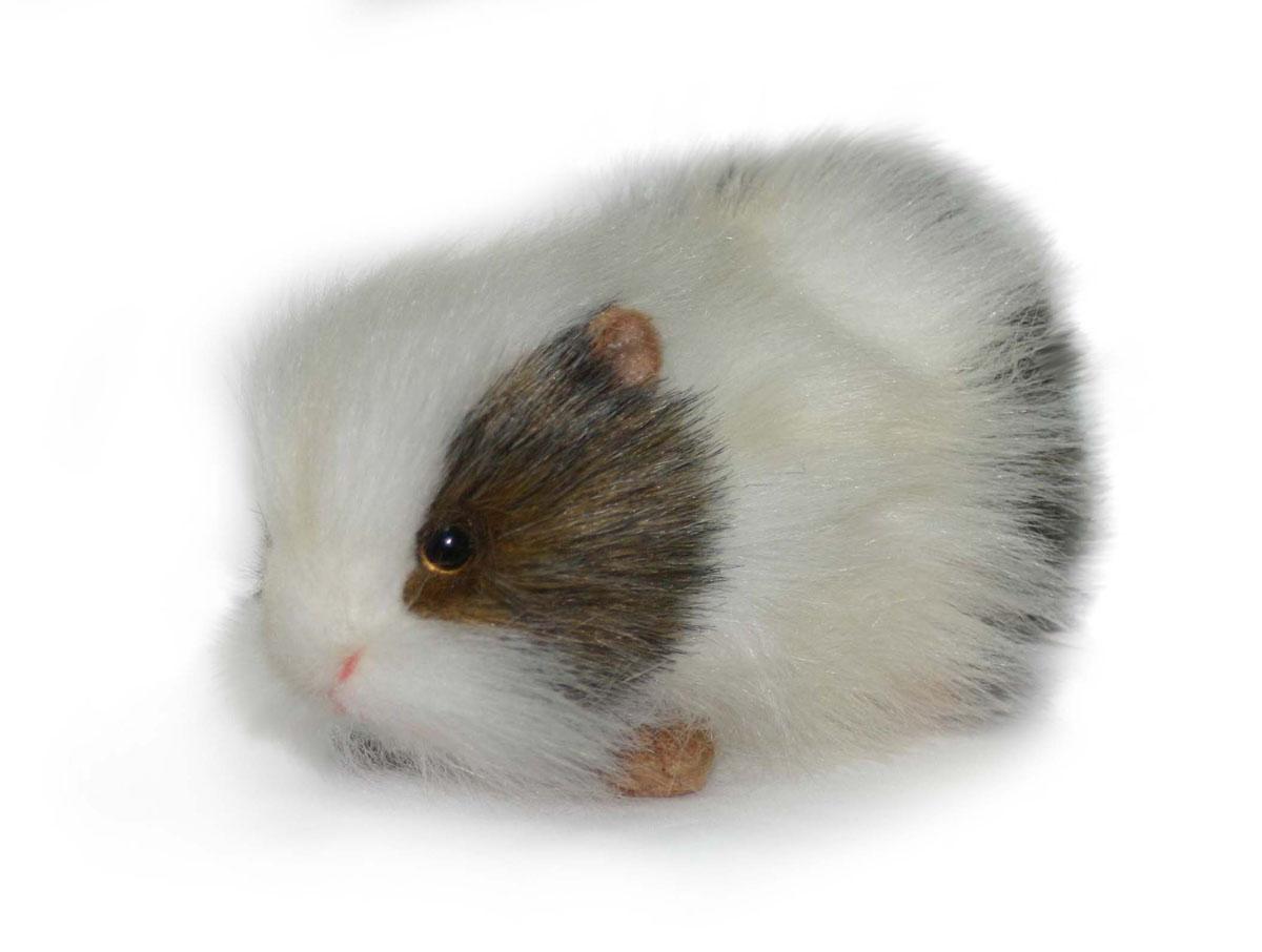 HANSA 4392 Морская свинка белая, 20 см4392