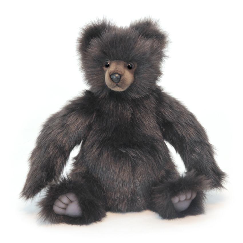 Мягкая игрушка Hansa Медведь бурый, 36 см6369Очаровательная мягкая игрушка Hansa Медведь бурый это замечательная игрушка, которая в точности копирует оригинал. Она принесет радость и подарит своему обладателю мгновения нежных объятий, приятных воспоминаний и ярких моментов. Игрушки фирмы Hansa шьются и набиваются вручную, что позволяет достигнуть максимальной реалистичности образа. Данная игрушка выполнена из искусственного меха, специально обработанного для придания схожести с мехом конкретного вида животного. Глаза выполнены из пластика, нос из искусственной кожи. Внутри имеется титановый каркас. Наличие каркаса позволяет совершать вращение головы игрушки. Удивительно мягкий и приятный на ощупь зверек. Медведь станет необычным украшением детской комнаты, одним из экспонатов игрушечного зоопарка. Во время игры родители могут рассказать ребенку много интересного о животных, и ребенок наверняка все это запомнит, ведь информация будет подана в игровой форме. Великолепное качество исполнения делают эту...