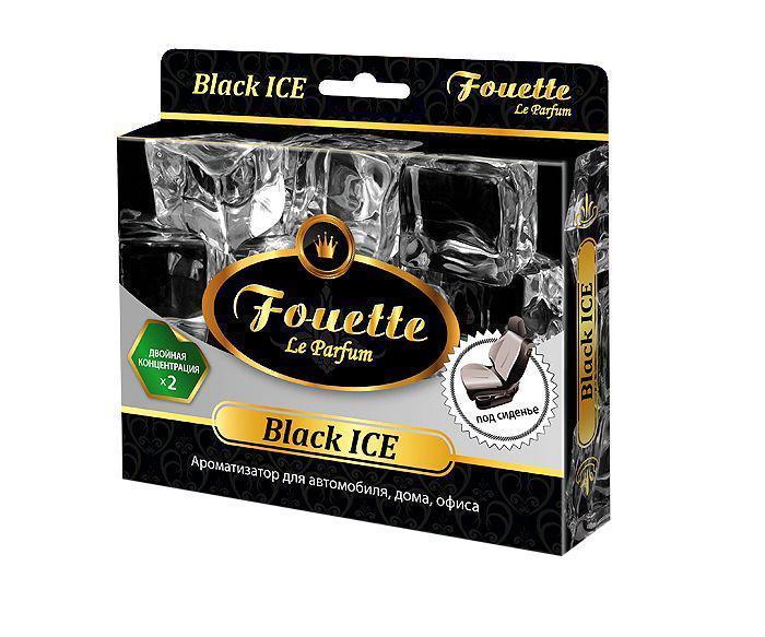 Ароматизатор воздуха F-14 (Black ICE) под сиденье двойной концентрации 200 мл FOUETTEF-14Ароматизатор воздуха F-14 (Black ICE) под сиденье двойной концентрации 200 мл FOUETTE