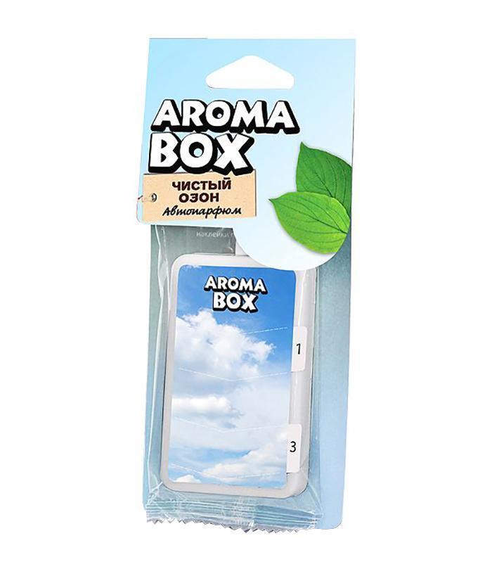 Ароматизатор подвесной B-15 Чистый озон серии Aroma Box, 1/36B-15Продукция Fouette - это обширная линейка ароматов, включающая в себя как классические, так и новинки, популярность которых только набирает обороты. Вся продукция Fouette производится в России. Ароматизаторы не боятся морозов, что очень важно для нашего климата.