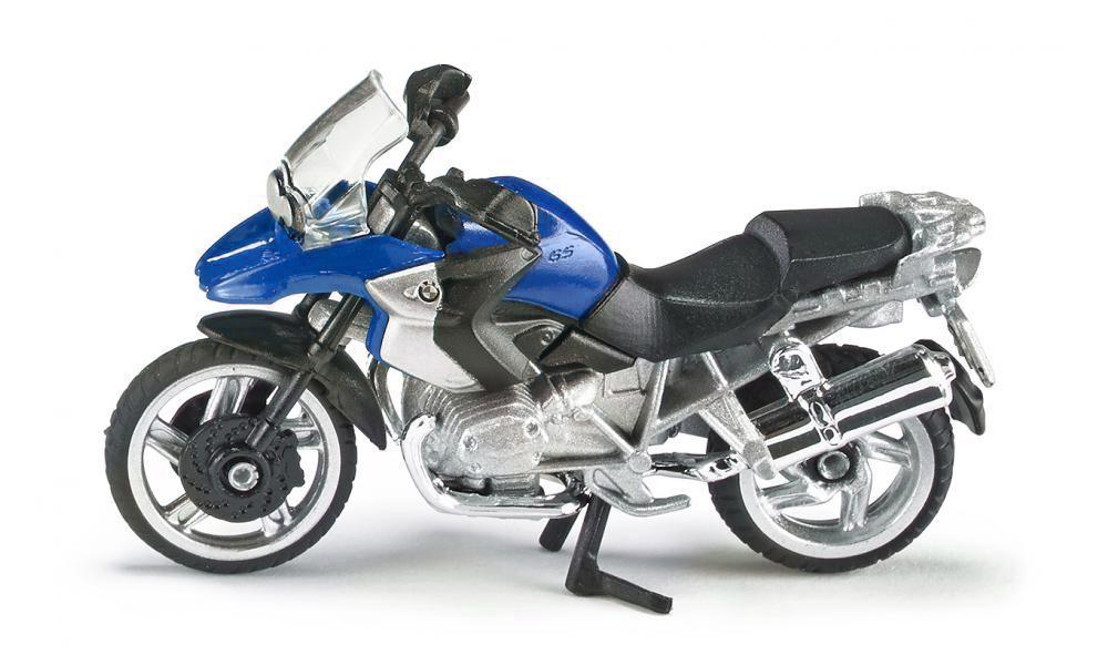 Siku Мотоцикл BMW R1200 GS1047Игрушечная модель Мотоцикл