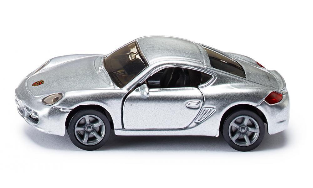 Siku Модель автомобиля Porsche Cayman1433Игрушечная модель Порше Кайман